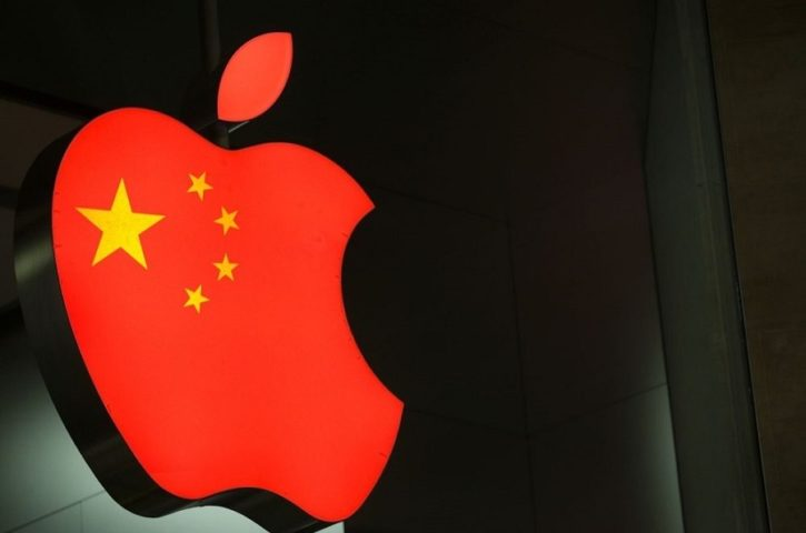 Apple analiza mudar su producción de China